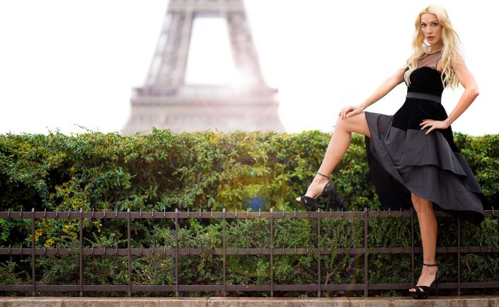 Paris photographer fashion women