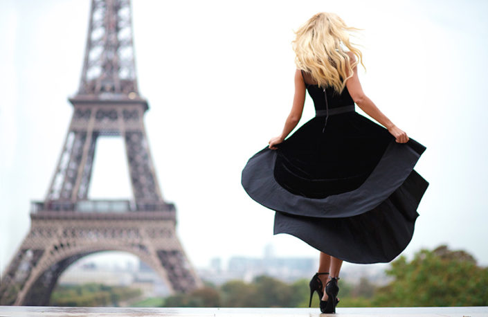Paris photographer Bruno Barbero for women and fashion