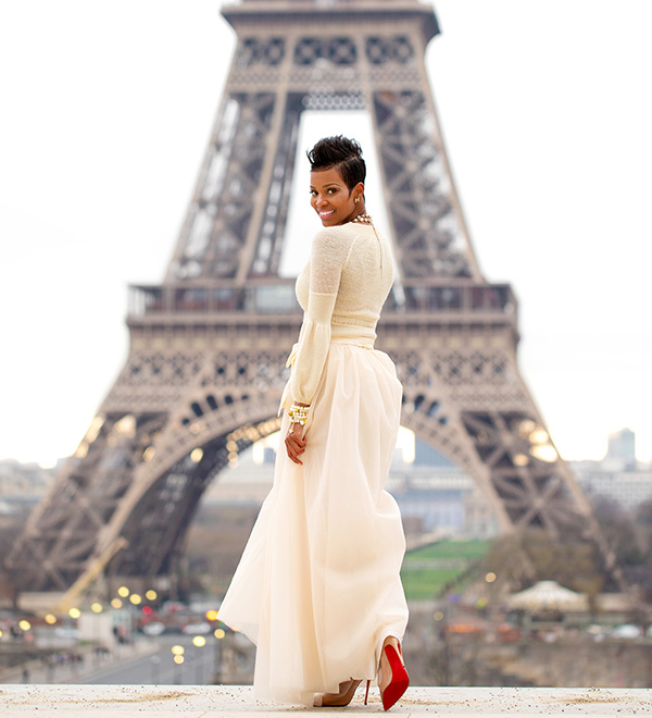 paris photographer black woman fashion