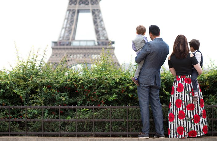 paris photographer for family & kids