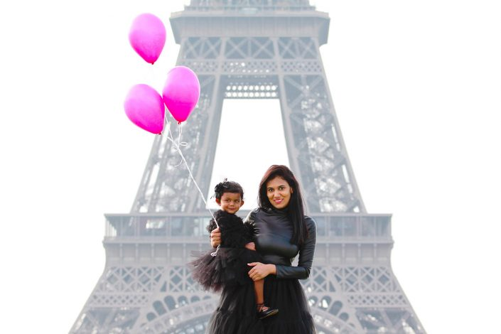 paris photographer for family & kids photoshoot