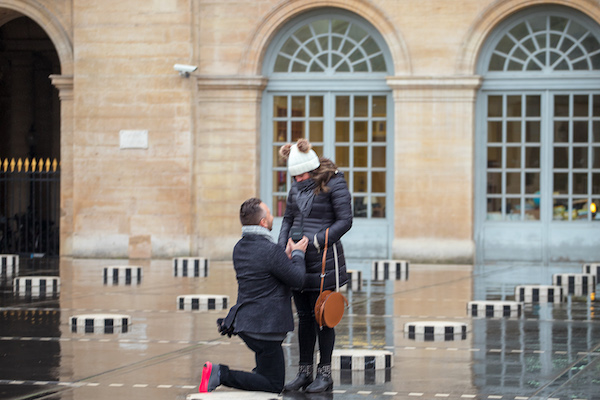 Photographer Paris Proposal