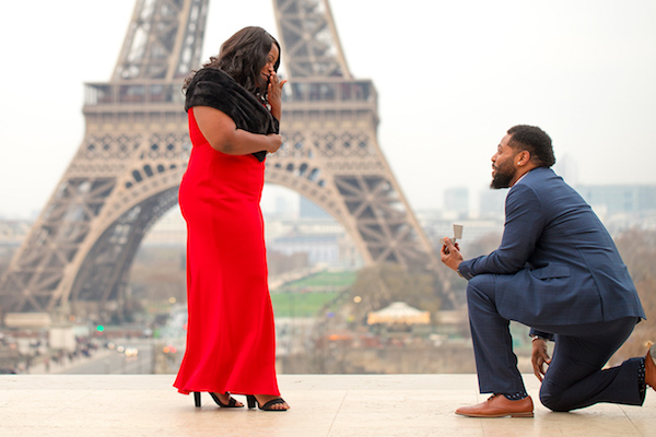 Best Paris Proposal Photographer