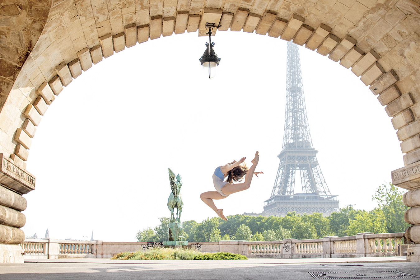 Paris ballet photographer