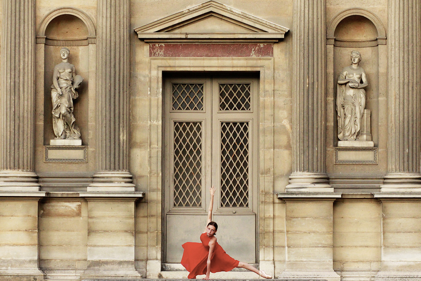 dancer photography Paris