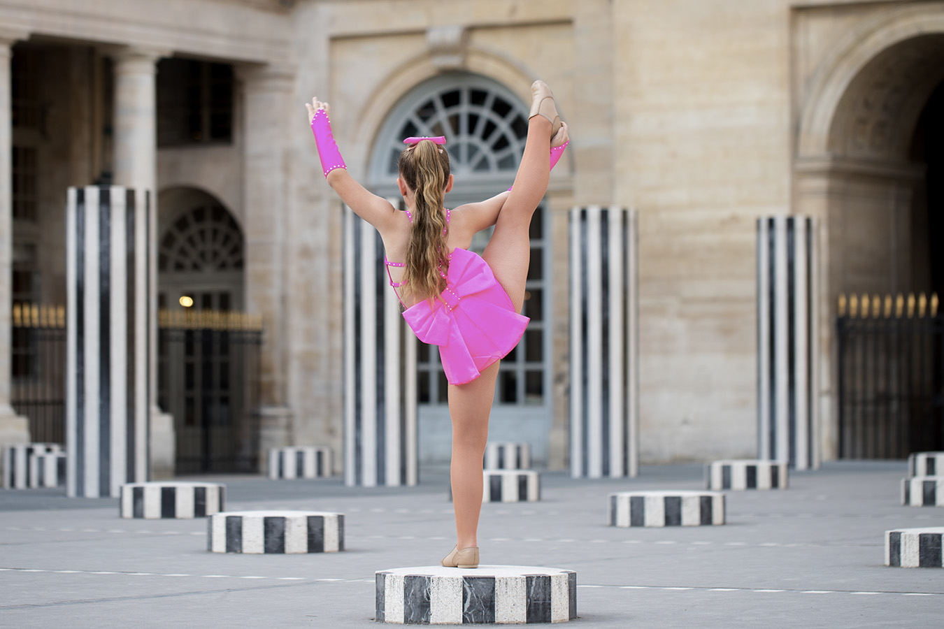 ballet photographer in Paris