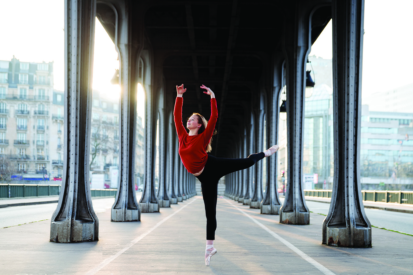 Paris ballet dance photographer