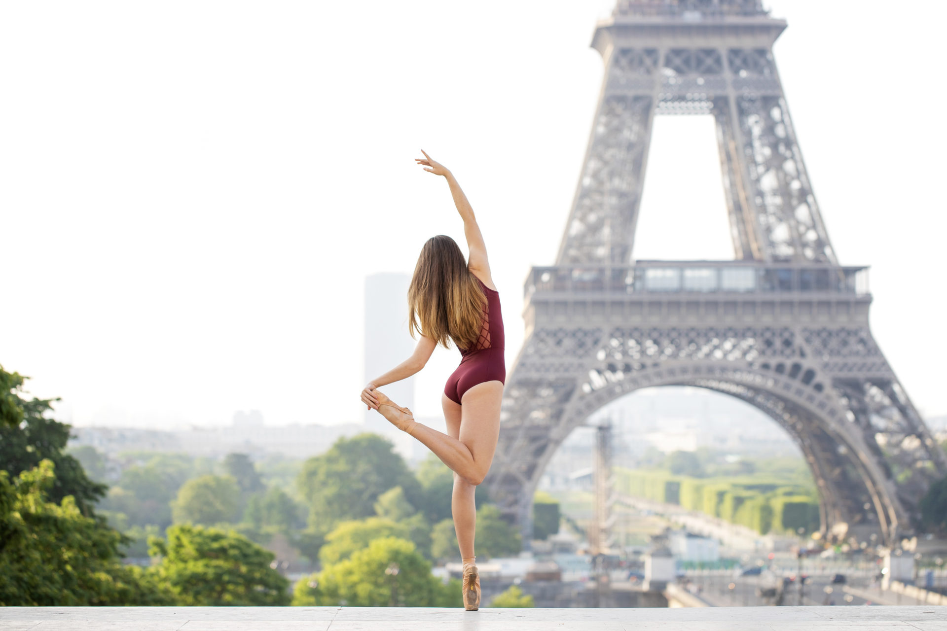 dance ballet photographer in Paris Instaparis
